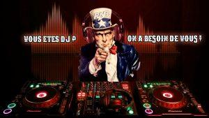 Votre Radio recherche des DJ pour la saison 2018-2019
